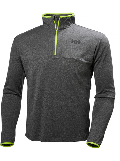 Helly Hansen M's Daeg 1/2 Zip Charcoal